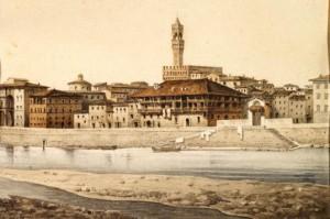 Antico Tiratoio sull' Arno
