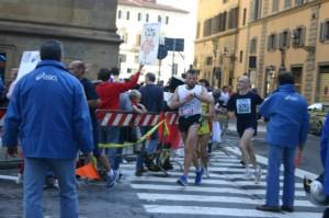 Maratona di Firenze, 2006
