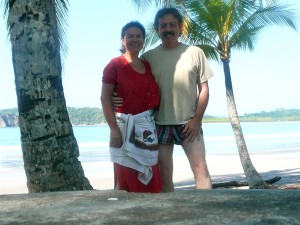 Costa Rica, Peninsula del Guanacaste, Samara