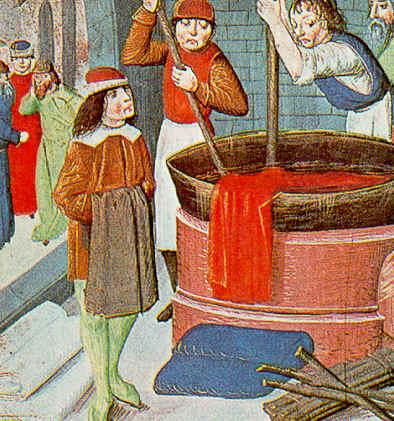 Corporazioni medievali attive in Firenze