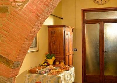buffet-a-disposizione-dei-turisti-ospiti-del-BB