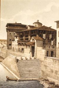 Antico Tiratoio sull'Arno