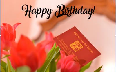 Offer Happy Birthday!