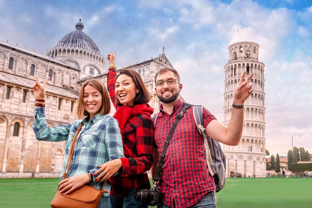 Tour guidati di gruppo a Pisa